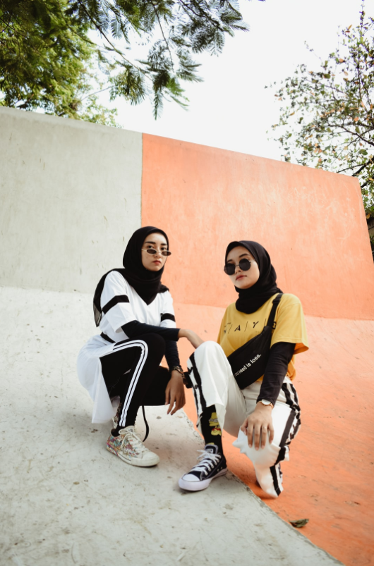 Unsplash hiphop women tiedostomuoto ongelma