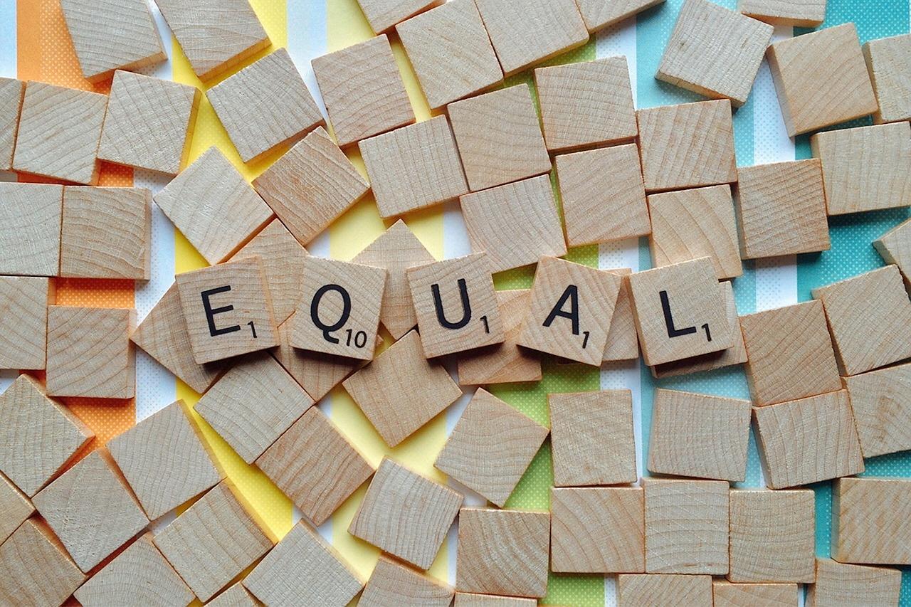 Equal Pixabay Wokandapix